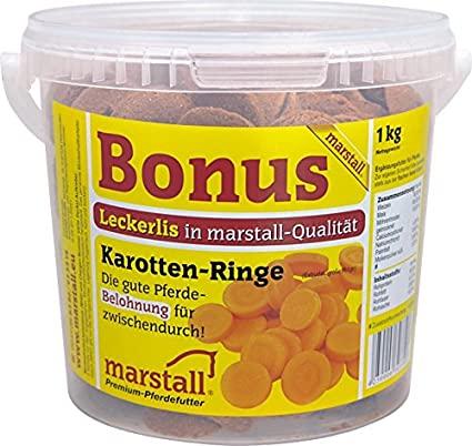 Marstall - Bonbons Carotte 1kg