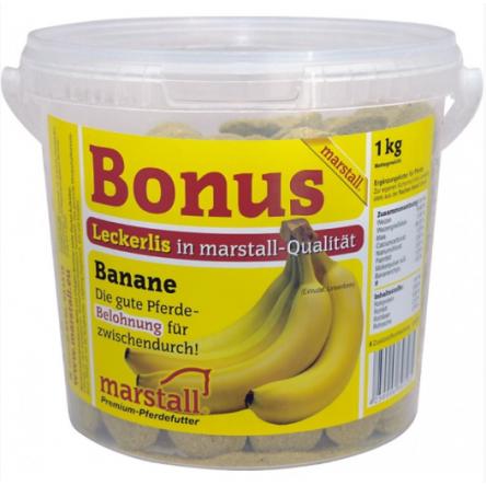 Marstall - Bonbons Banane 1kg
