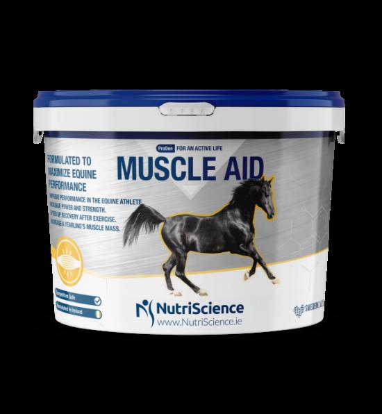 Nutriscience MuscleAid 1.5kg