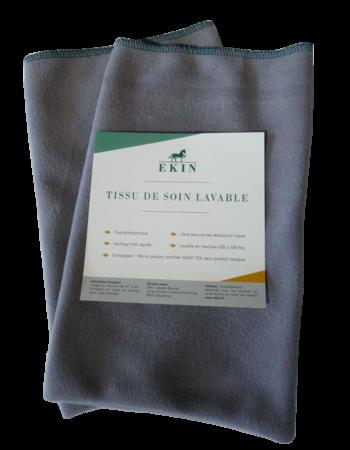 EKIN Gant de soin lavable (pack de 2)