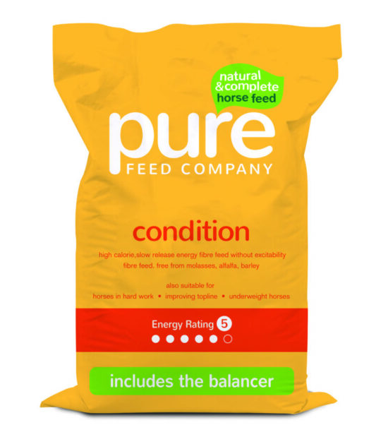 Pure Feed - Condition 15kg