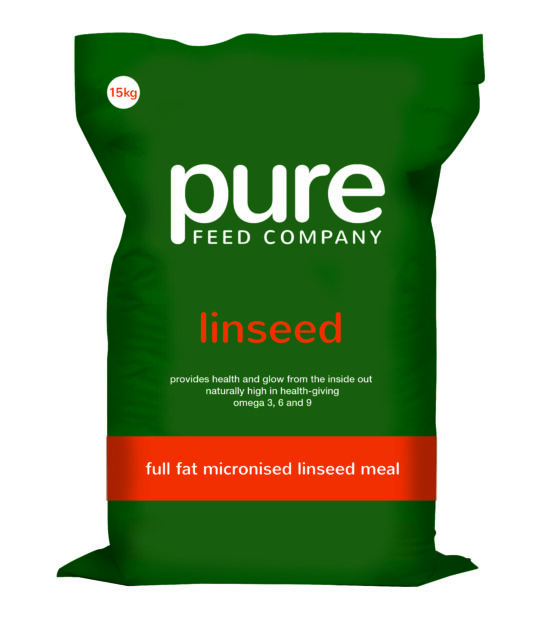 Pure Feed - Linseed 15kg