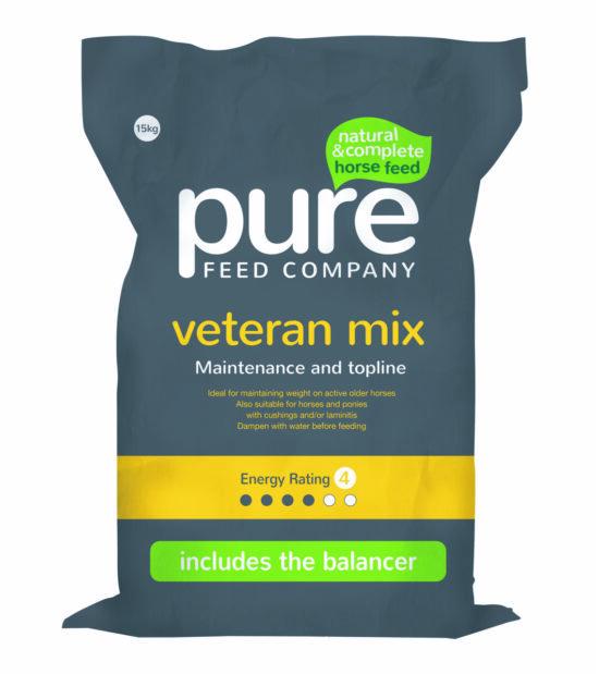 Pure Feed - Veteran 15kg